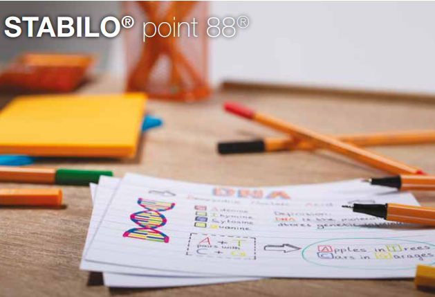 STABILO® point 88®