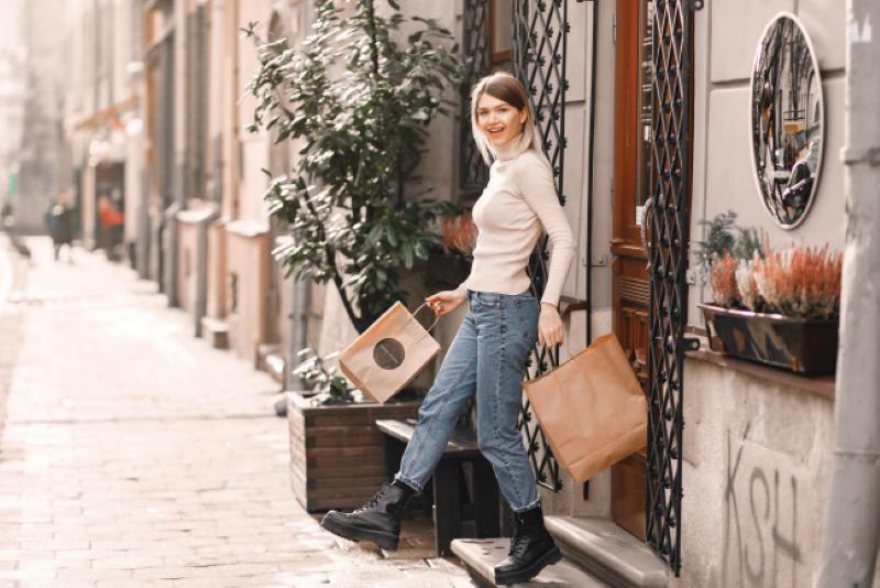 Shopper in carta, valore aggiunto per il retail