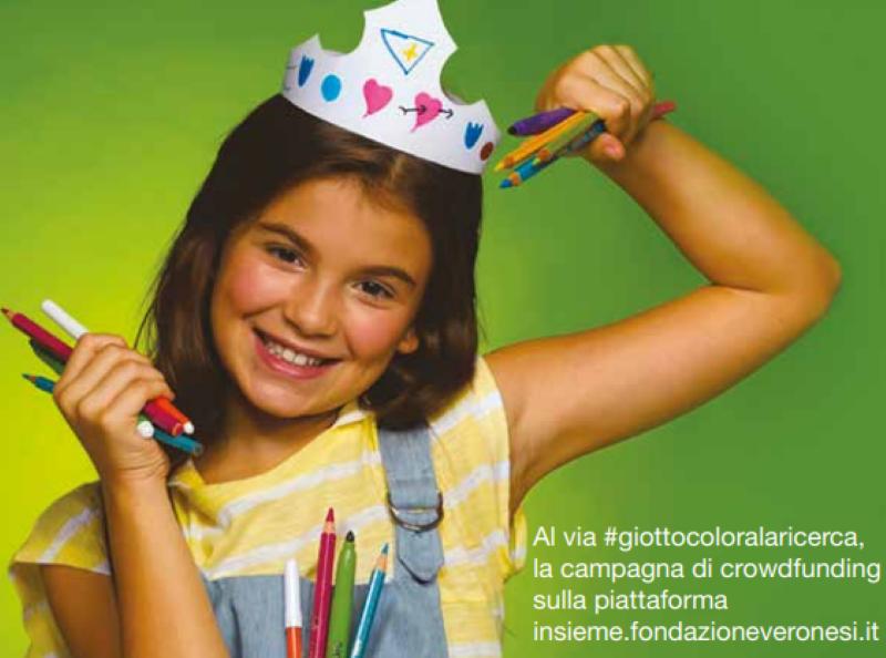 F.I.L.A. sostiene Fondazione Umberto Veronesi nella lotta contro i tumori infantili