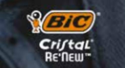 L'iconica penna BIC® Cristal® compie 70 anni