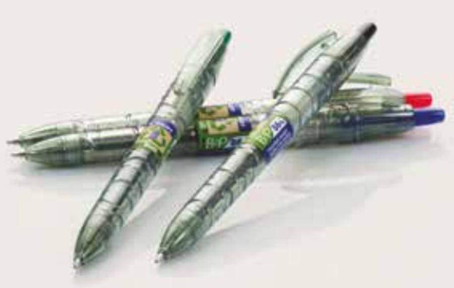 Pilot: dalla bottiglia alla penna